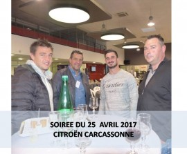 SOIREE CITROEN 2017