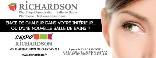 RICHARDSON CARCASSONNE et ALBI