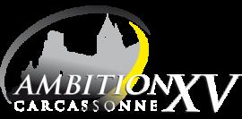logo ambition 15 carcassonne