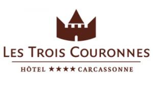 logo les trois couronnes