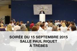 soiree club ambition XV du 15/09/15