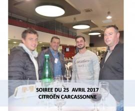 SOIREE CITROEN 2017